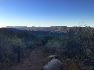 Time Outside in Ojai